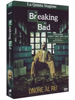 Breaking Bad - Stagione 05 01 (Eps 01-08) (3 Dvd)