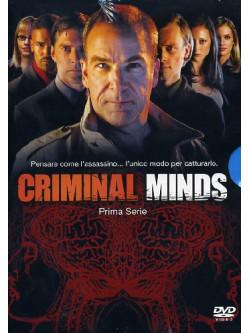 Criminal Minds - Stagione 01 (6 Dvd)