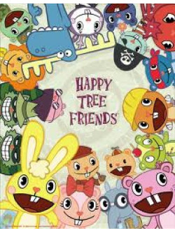 Happy Tree Friends - Serie 01 (3 Dvd)