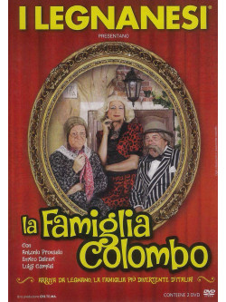Legnanesi (I) - La Famiglia Colombo (2 Dvd)