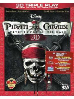 Pirati Dei Caraibi - Oltre I Confini Del Mare (3D) (Blu-Ray+Blu-Ray 3D+E-Copy)