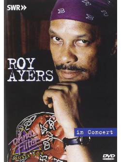 Roy Ayers - In Concert Ohne Filter