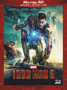 Iron Man 3 (3D) (Blu-Ray+Blu-Ray 3D)