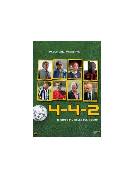 4-4-2 - Il Gioco Piu' Bello Del Mondo