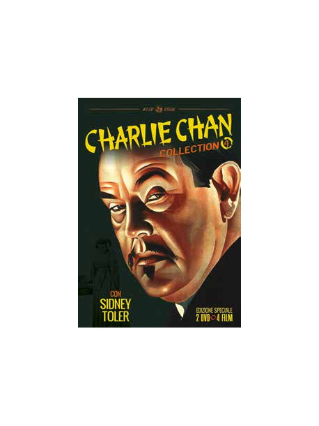 Charlie Chan Collection 04 (2 Dvd)