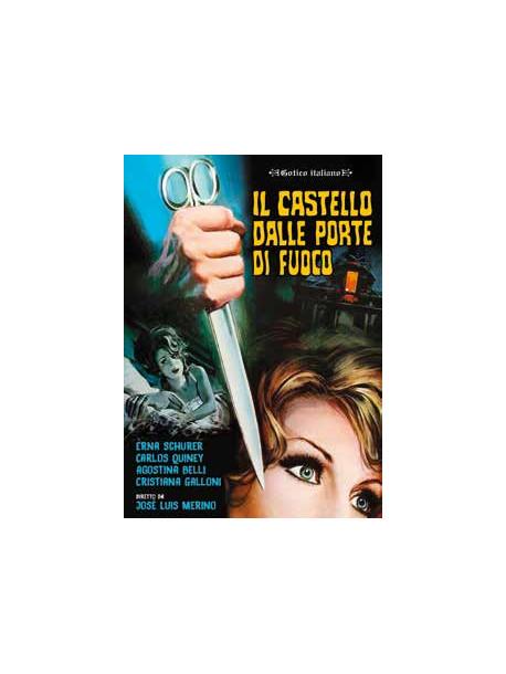 Castello Dalle Porte Di Fuoco (Il)