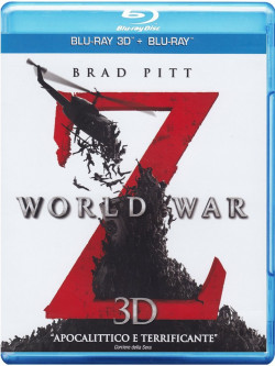 World War Z (Blu-Ray 3D+Blu-Ray)