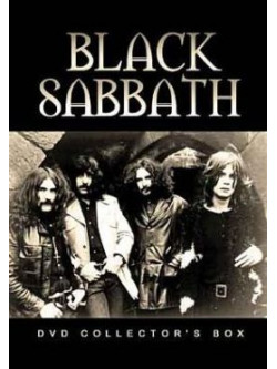 Black Sabbath - Dvd Collector's Box (2 Dvd)