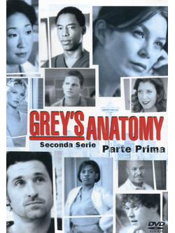 Grey's Anatomy - Stagione 02 01 (4 Dvd)