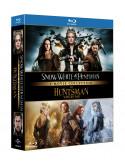 Biancaneve E Il Cacciatore / Cacciatore E La Regina Di Ghiaccio (Il) (2 Blu-Ray)