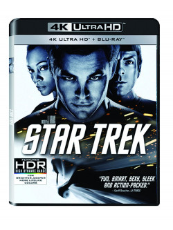 Star Trek (2009) (Blu-Ray 4K Ultra HD+Blu-Ray)