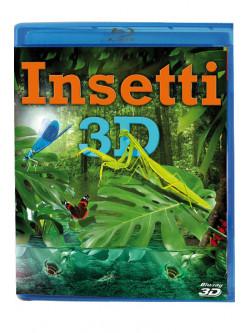 Insetti (Blu-Ray 3D)