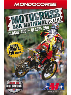 Ama Motocross USA National 2013