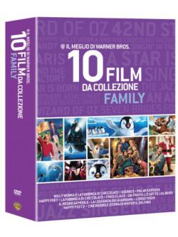 Warner Bros. - 10 Film Da Collezione Family (10 Dvd)