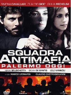 Squadra Antimafia - Palermo Oggi - Stagione 01 (3 Dvd)