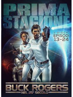 Buck Rogers - Stagione 01 02 (Eps 13-24) (3 Blu-Ray)