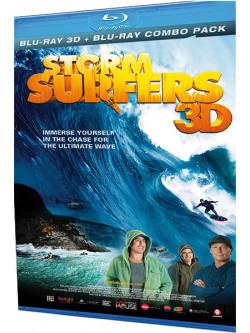 Storm Surfers 3D - Cacciatori Di Onde (Blu-Ray 3D+Blu-Ray)
