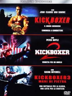 Kickboxer Trilogia (3 Dvd)