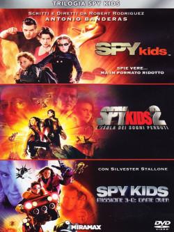 Spy Kids Trilogia (3 Dvd)