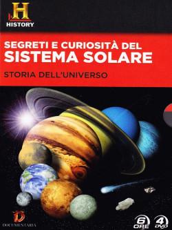 Segreti E Curiosita' Del Sistema Solare (4 Dvd)