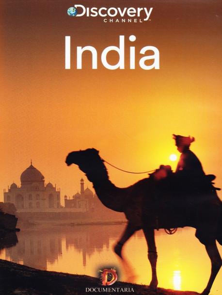 India - Discovery Atlas
