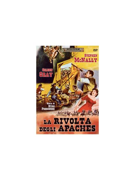 Rivolta Degli Apaches (La)
