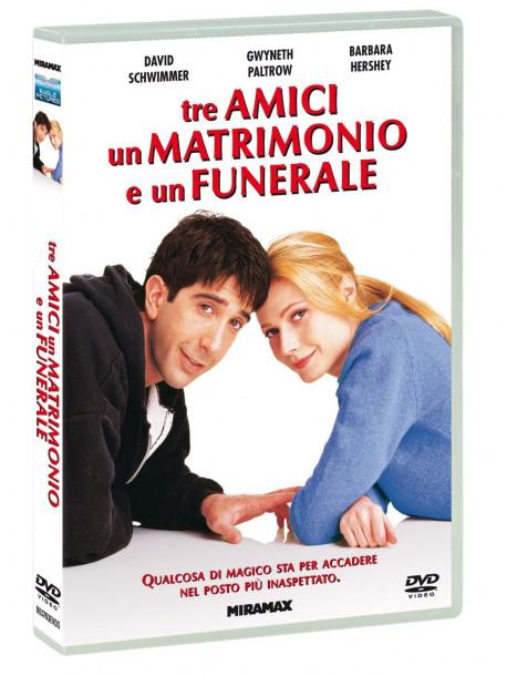 Tre Amici Un Matrimonio E Un Funerale