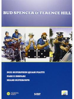 Bud Spencer & Terence Hill (3 Dvd)