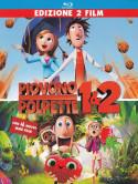Piovono Polpette 1+2 (2 Blu-Ray)