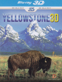 Yellowstone 3D (Blu-Ray 3D)