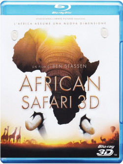 African Safari 3D (Blu-Ray 3D)