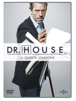 Dr. House - Stagione 05 (6 Dvd)