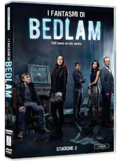 Fantasmi Di Bedlam (I) - Stagione 02 (2 Dvd)