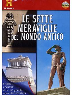 Sette Meraviglie Del Mondo Antico (Le) (Dvd+Booklet)