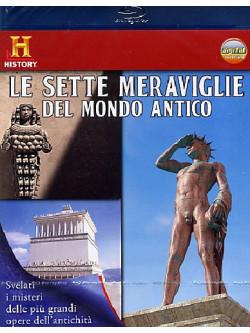 Sette Meraviglie Del Mondo Antico (Le) (Blu-Ray+Booklet)