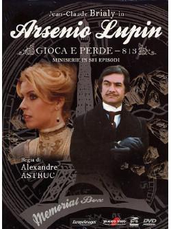 Arsenio Lupin - Gioca E Perde (3 Dvd)