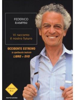 Vi Racconto Il Nostro Futuro (Federico Rampini) (Dvd+Libro)