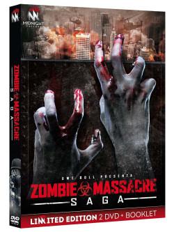 Zombie Massacre Saga (Ltd) (2 Dvd+Booklet)