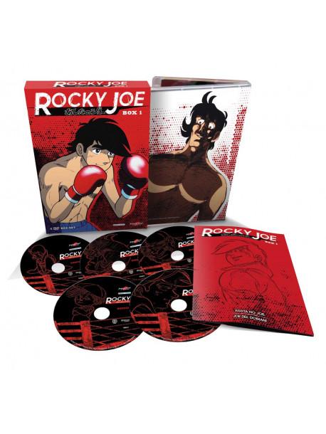 Rocky Joe - Stagione 01 01 (6 Dvd)