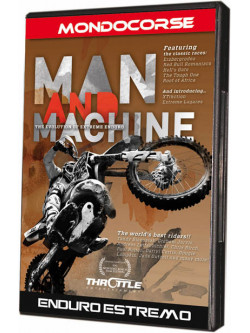 Man And Machine - Enduro Estremo