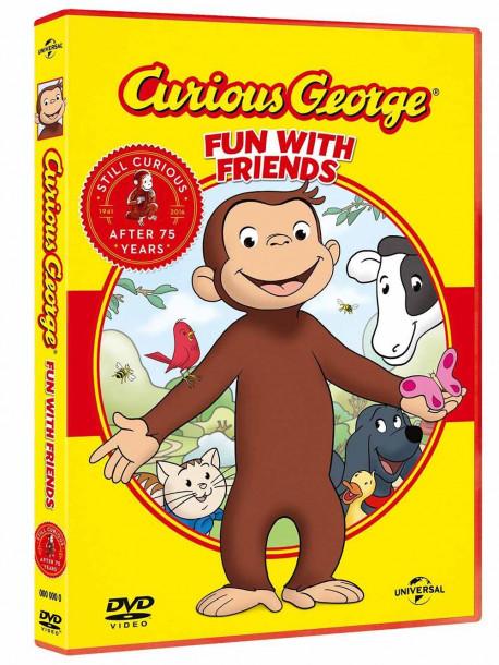Curioso Come George - Amici E Risate