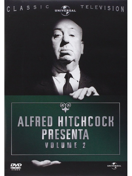 Alfred Hitchcock Presenta - Stagione 02 (8 Dvd)