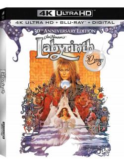 Labyrinth (SE 30° Anniversario) (Blu-Ray 4K Ultra HD+Blu-Ray)