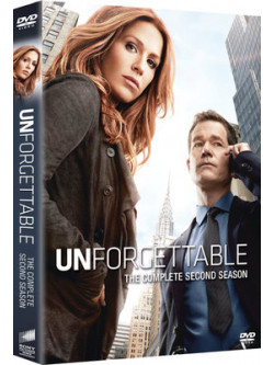 Unforgettable - Stagione 02 (4 Dvd)