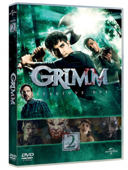 Grimm - Stagione 02 (6 Dvd)
