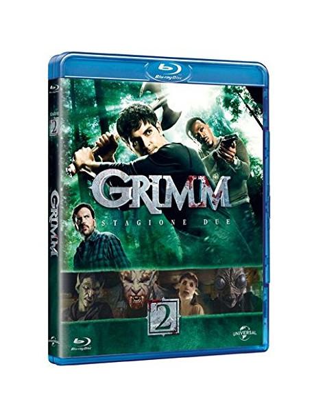 Grimm - Stagione 02 (6 Blu-Ray)