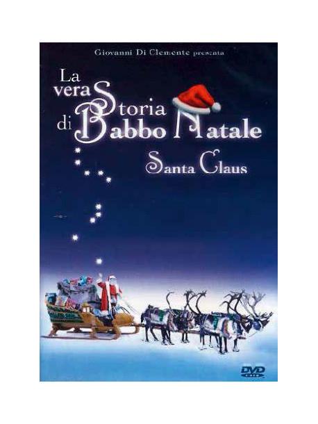La Storia Babbo Natale.Vera Storia Di Babbo Natale La