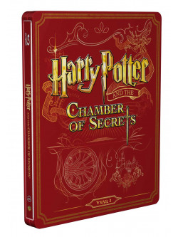 Harry Potter E La Camera Dei Segreti (Ltd Steelbook)