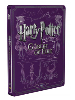 Harry Potter E Il Calice Di Fuoco (Ltd Steelbook)
