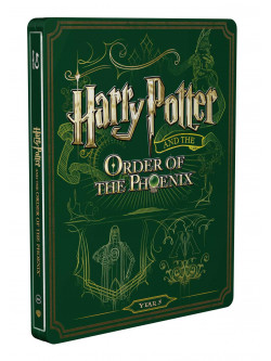 Harry Potter E L'Ordine Della Fenice (Ltd Steelbook)